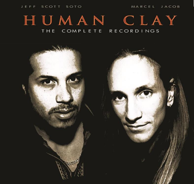 "Image of Human Clay - CD ""Complete Recordings"""