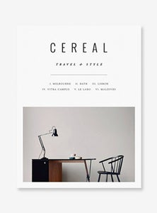 Image of Cereal- issue 9