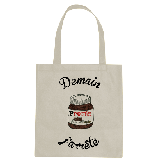 Image of TOTE BAG - NUTELLA