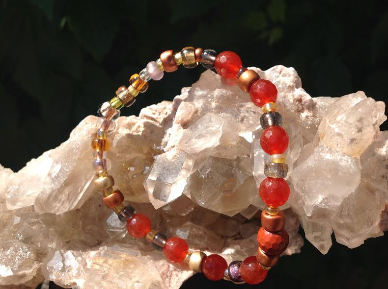 Image of Working on Kundalini Energy~Sacral Chakra Carnelian
