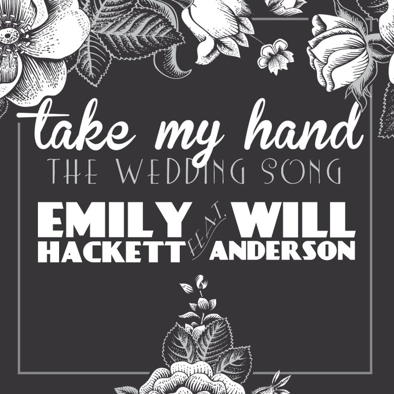 "Image of ""Take My Hand (The Wedding Song)"" SHEET MUSIC"