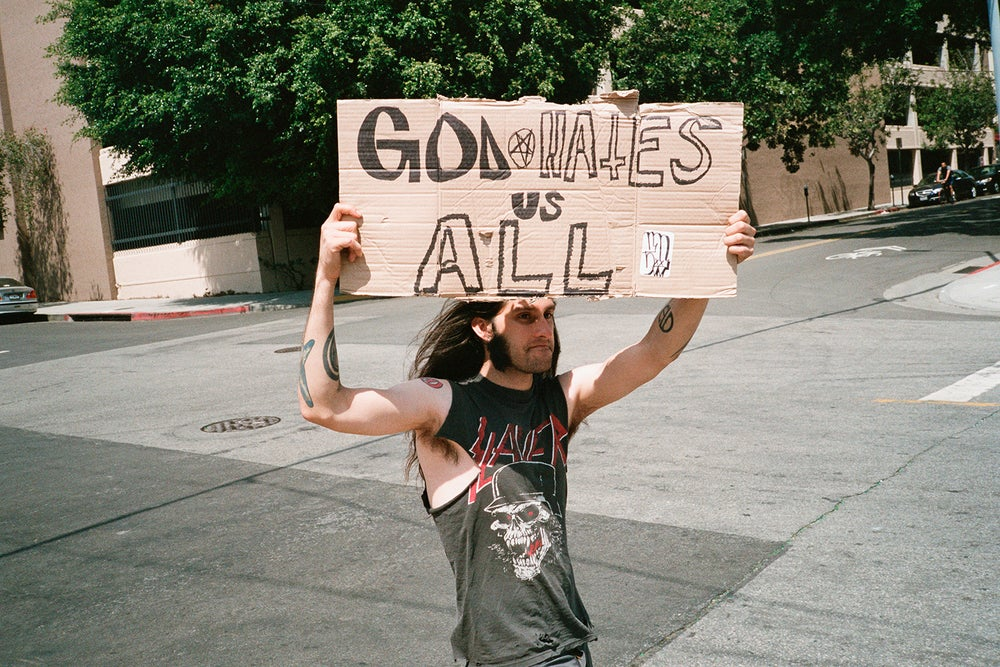 Image of GOD HATES US ALL