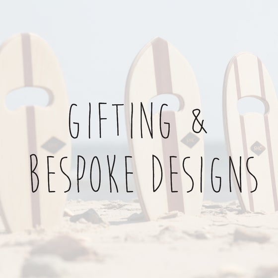 Image of GIFTING & BESPOKE DESIGNS FROM