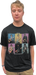 "Image of NICK LOWE ""PURE POP FOR NOW PEOPLE"" ALBUM COVER T-SHIRT"