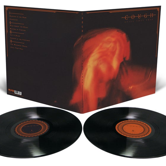 Image of Cough - 'Still They Pray' 2xLP - Black Vinyl