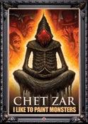 "Image of Signed ""Chet Zar: I Like To Paint Monsters"" DVD Documentary"