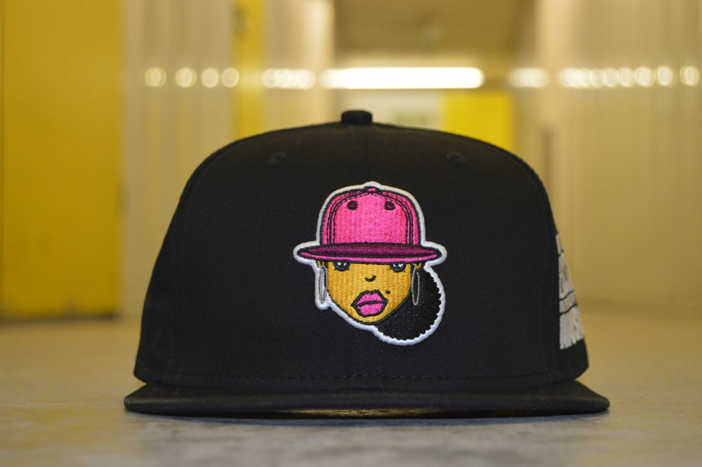 Image of Smugworld 'smugface' Snapback (girls)