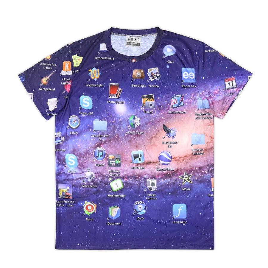 Image of The OS X Tee