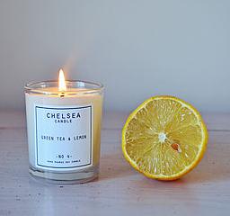 Image of Green Tea & Lemon Soy Candle
