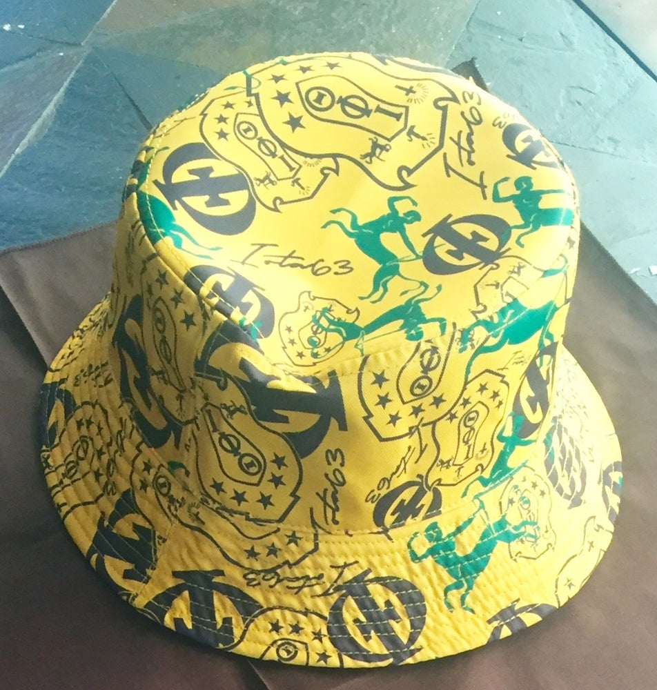 Image of All over bucket hat