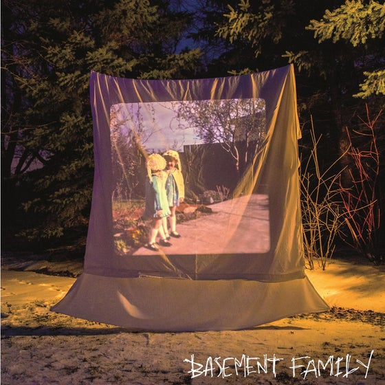 "Image of MP-91 BASEMENT FAMILY ""BASEMENT FAMILY"" LP"