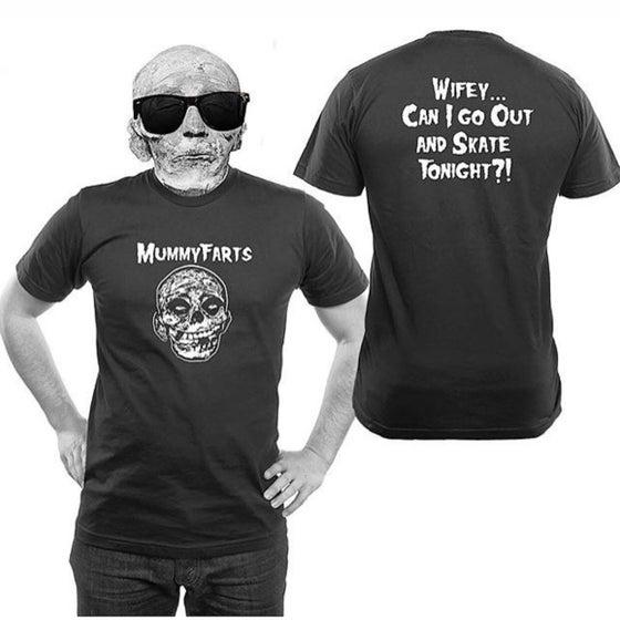 "Image of MummyFart ""misfarts"" shirt"