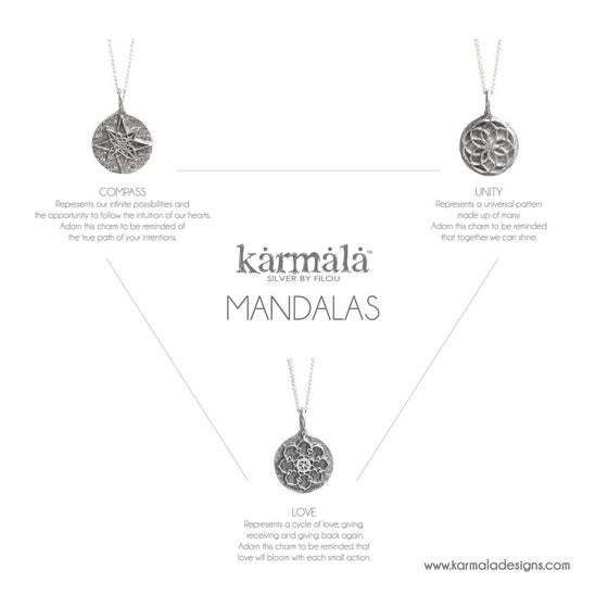 Image of Mandala Necklace