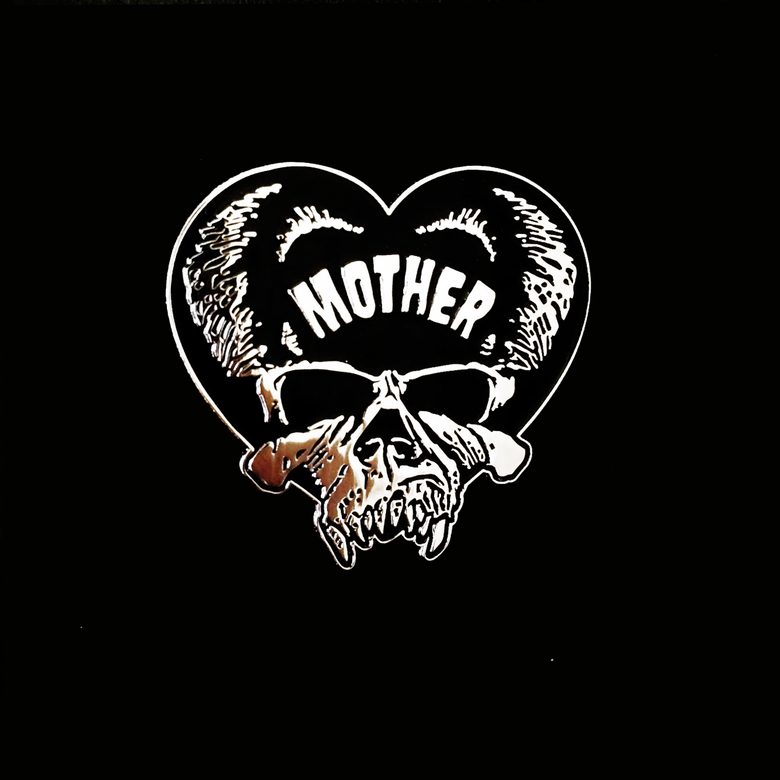Image of MOTHER LOVER [enamel pin]