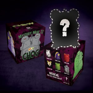Image of CHEW: Blind Box Mini Vinyl Chog Series II - SOLD OUT!