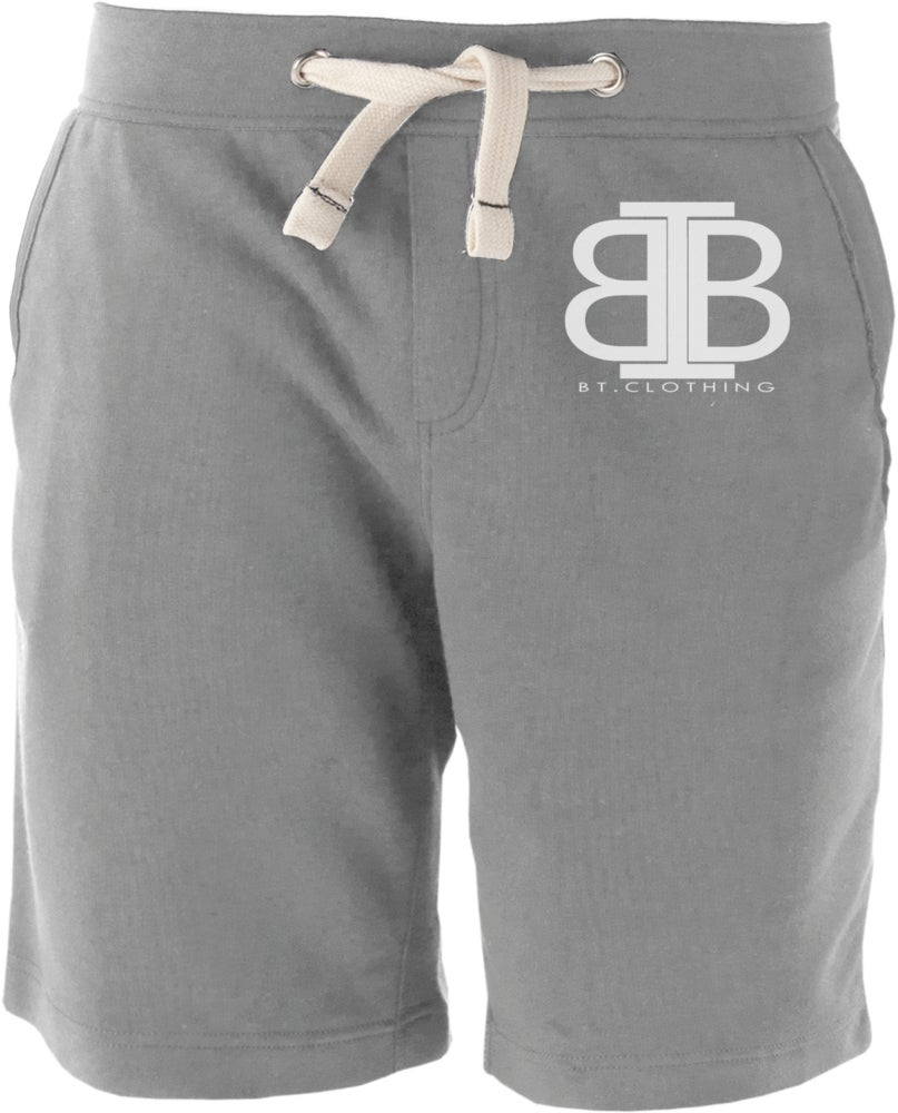 Image of Grey Fleece Shorts