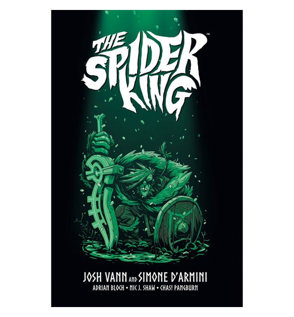 Image of The Spider King - Kickstarter Edition