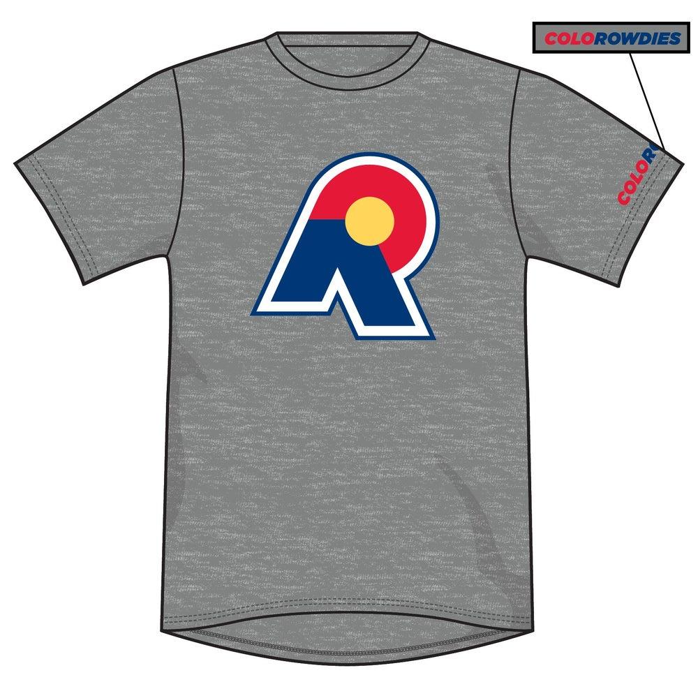 Image of Men's R Logo T-Shirt
