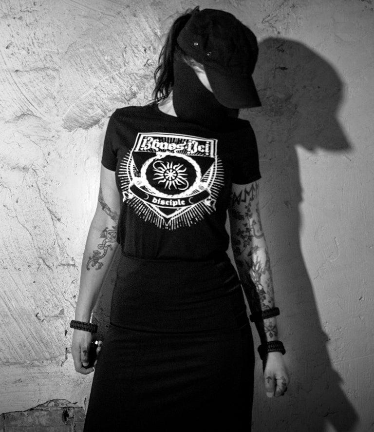 Image of KHAOS-DEI Girly Tshirt Disciple 2016