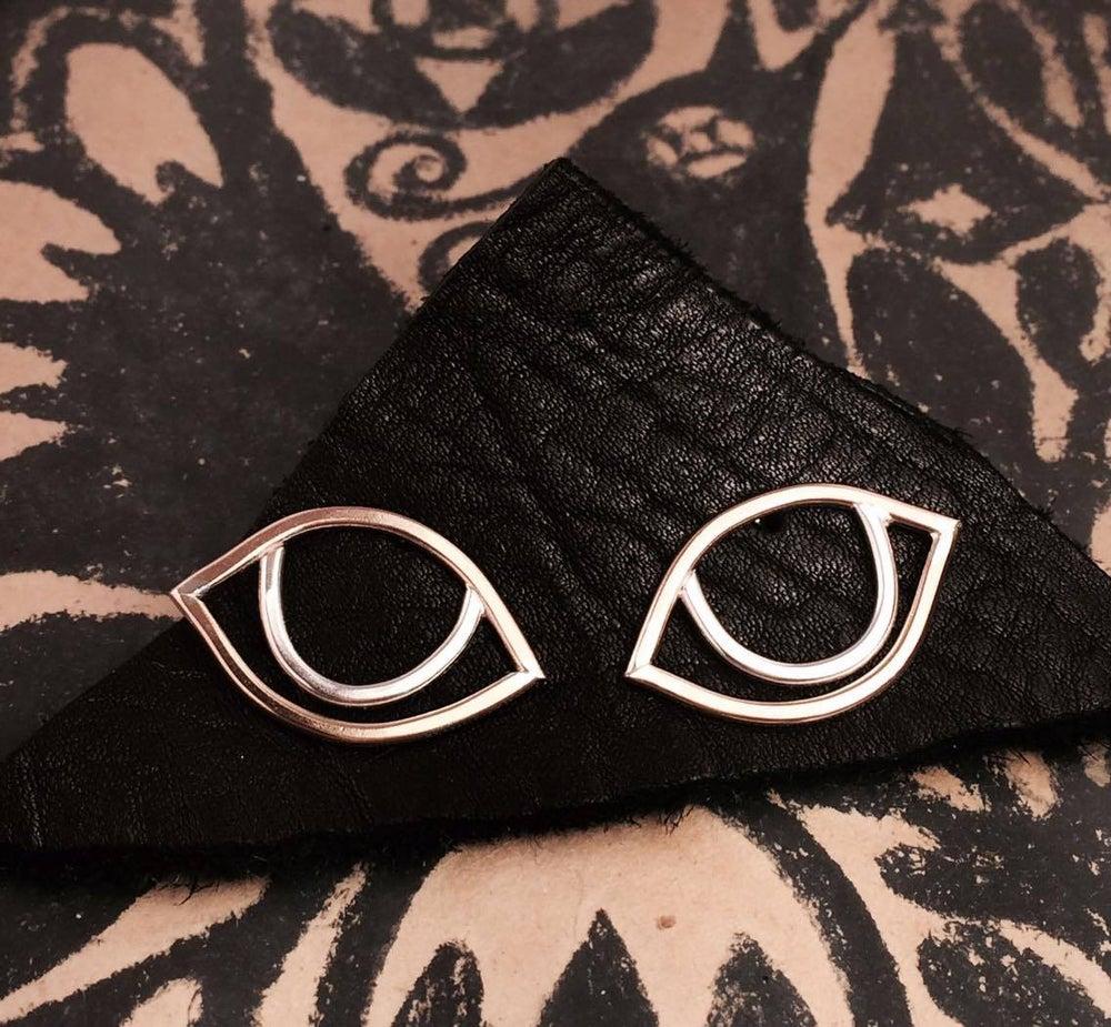 Image of Adoring Eyes Studs