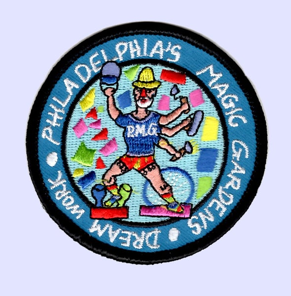 Image of PMG Embroidered Patch