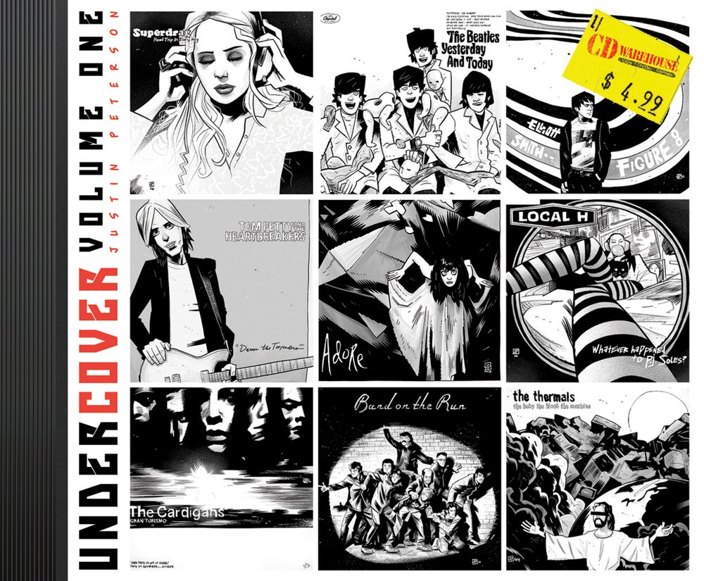 Image of UNDER COVER Vol. 1
