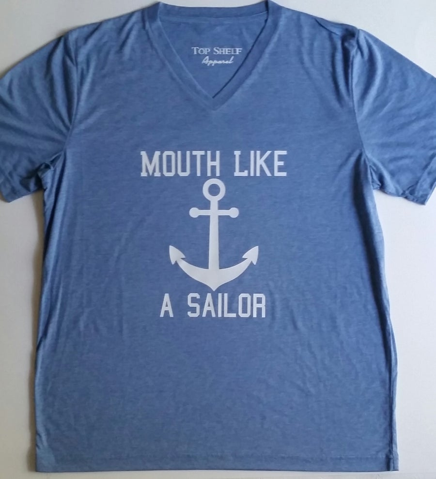 Image of Men's - Mouth Like A Sailor