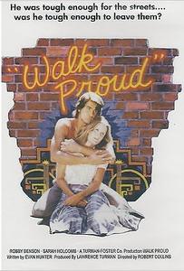 Image of Walk Proud 1979 DVD Classic CHICANO MOVIE