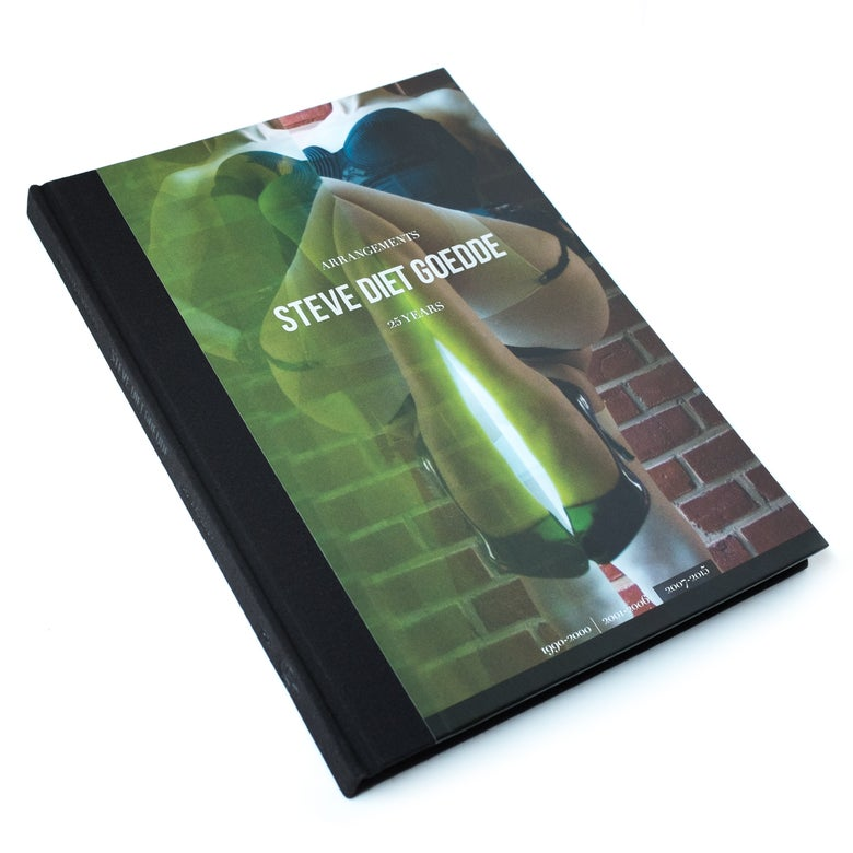 "Image of Steve Diet Goedde ""ARRANGEMENTS Volume III"" Standard Hardcover"