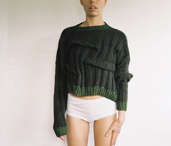 Image of Wonky Jumper