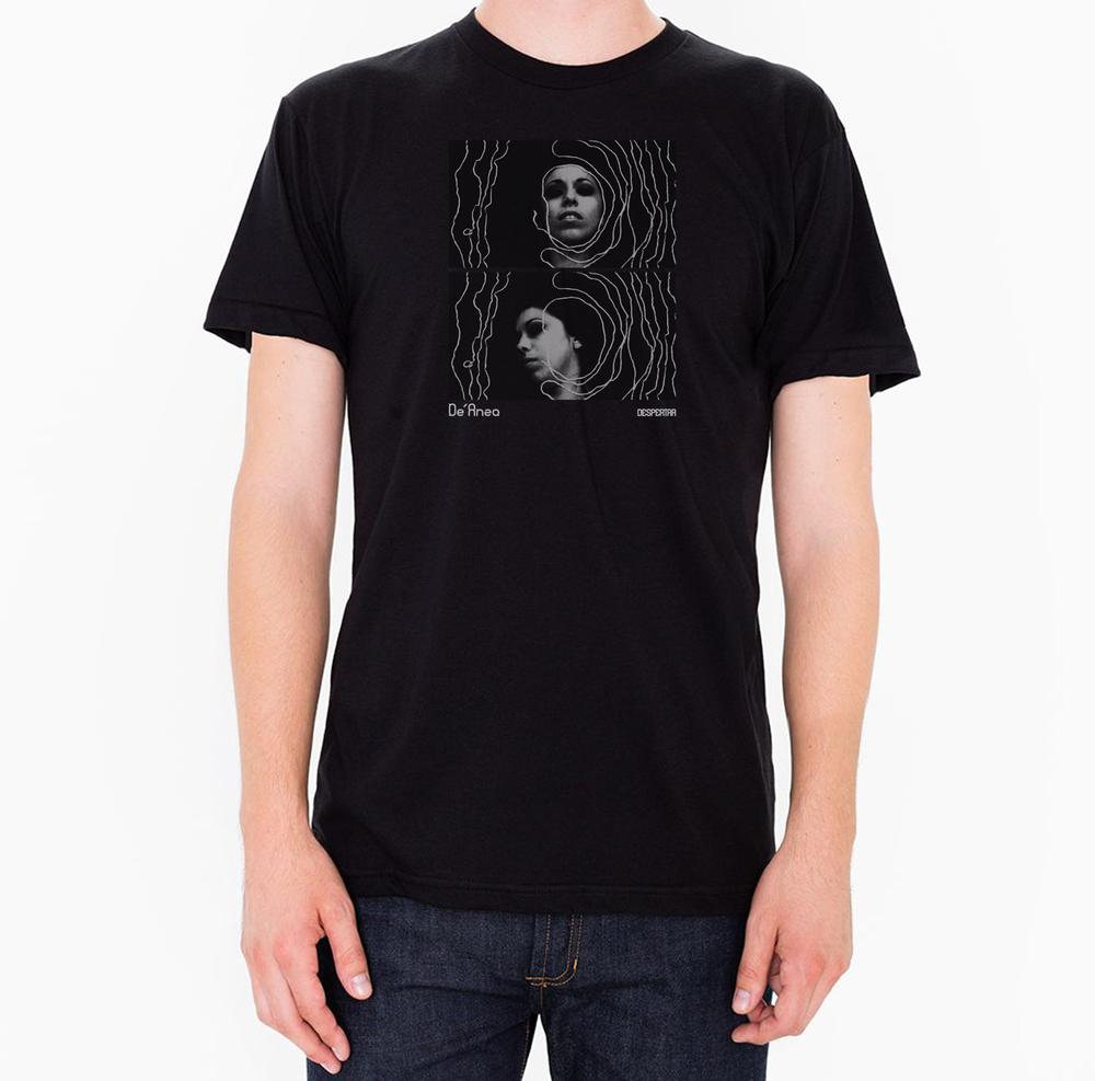 Image of Unisex Despertar Shirt (Black)