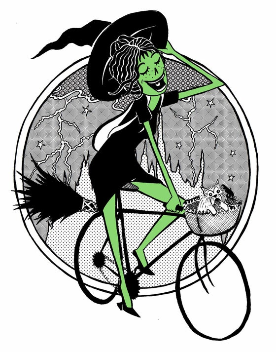 Image of Wicked Ol' Witch