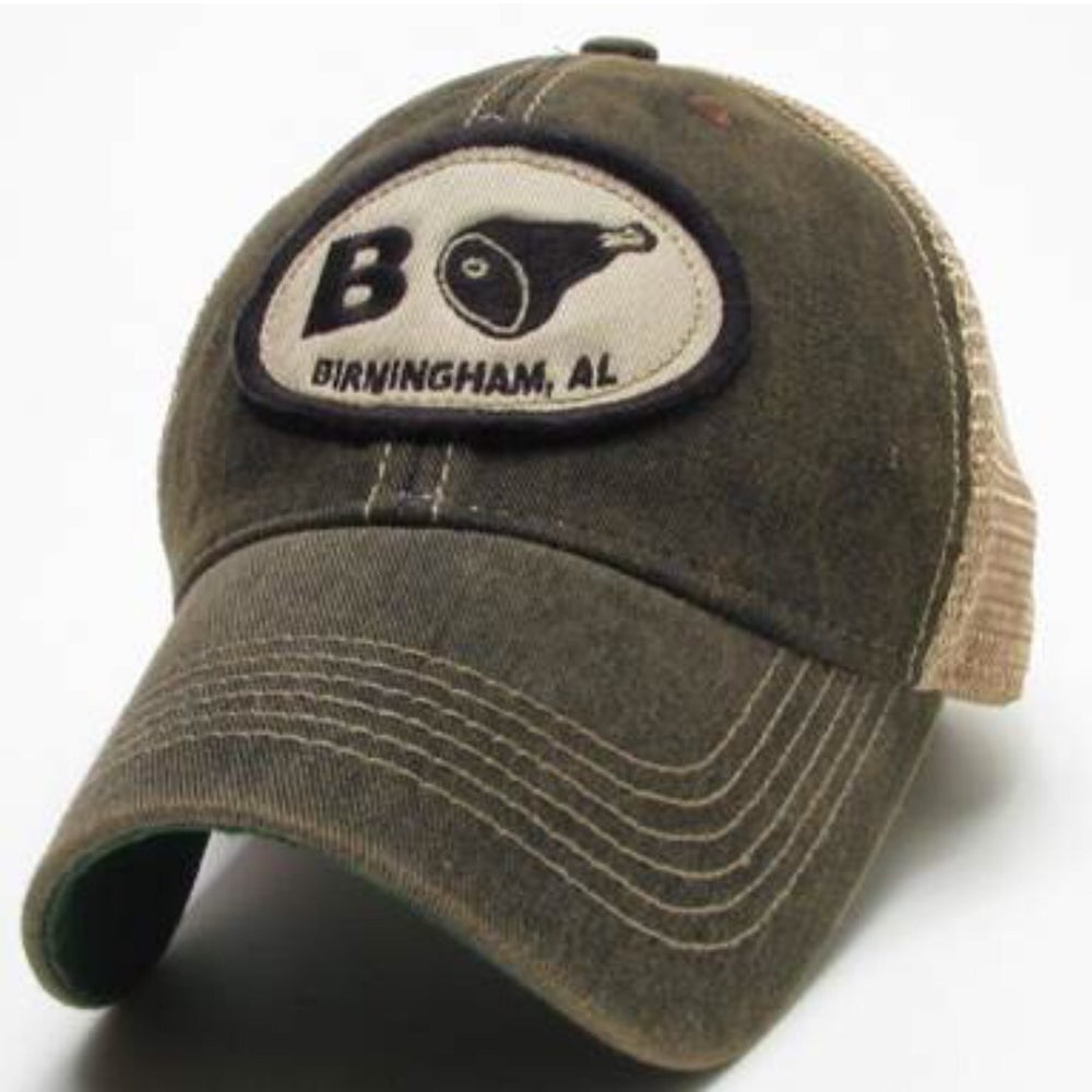 Image of B'ham Trucker Cap (6 Colors)