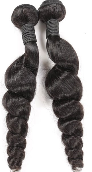 Image of Loose Wave-8A -Color 1B - Brazilian & Indian
