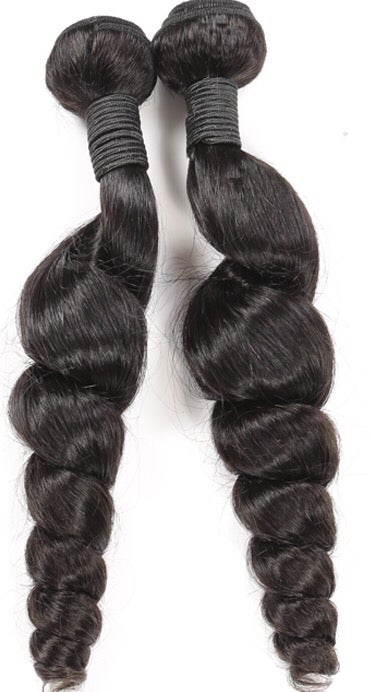 Image of Loose Wave-8A - Color 1B - Malaysian/Peruvian