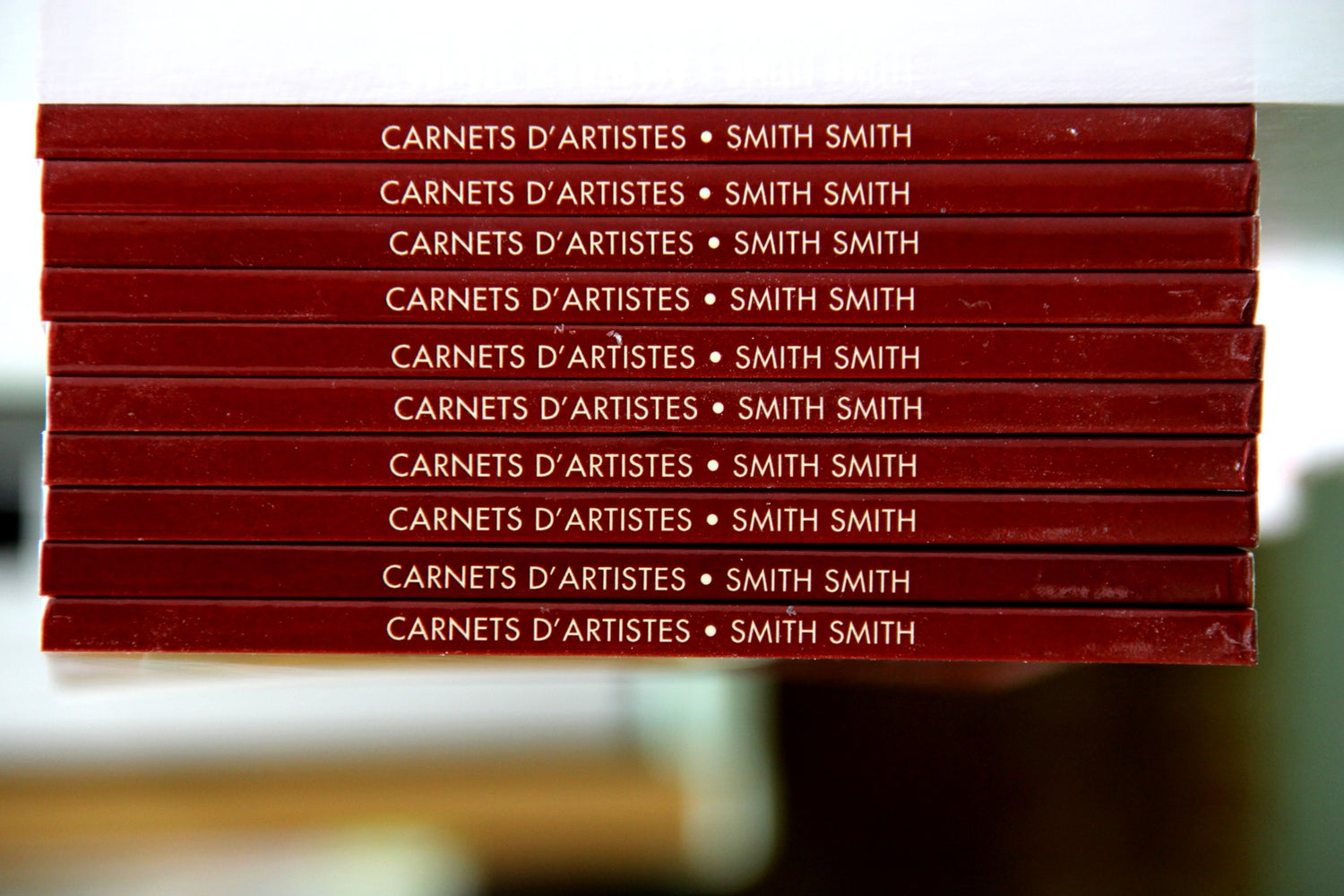"""Image of Smith Smith """"Carnets d'Artistes"""" Collages"""