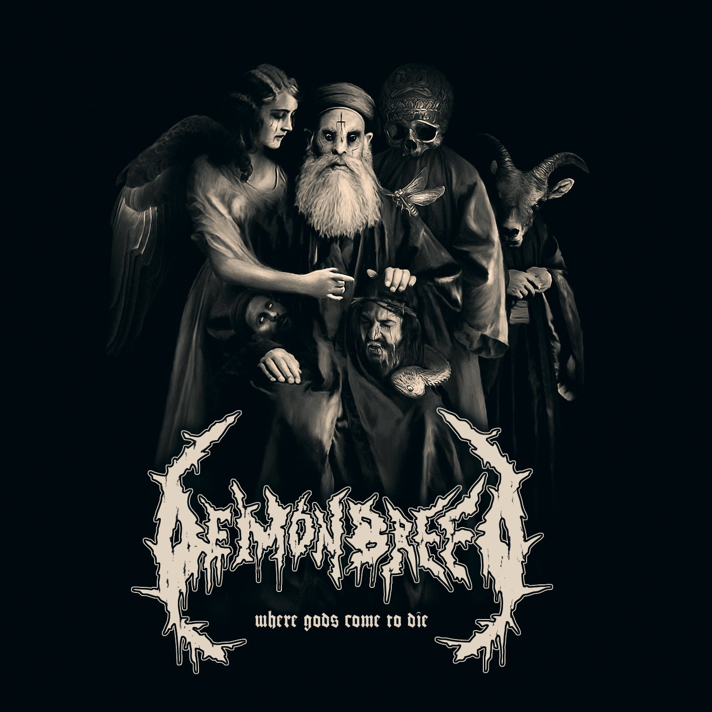Demonbreed – Where Gods Come To Die (2016)