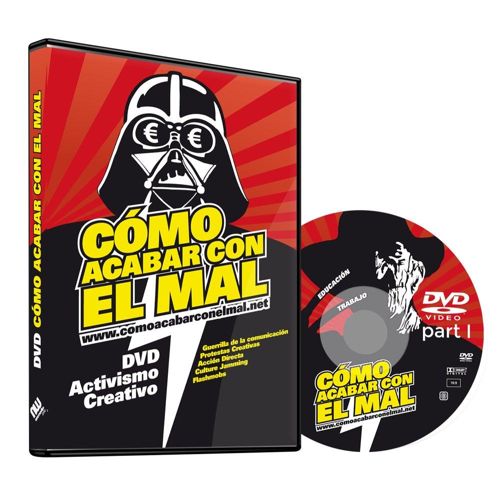 Image of DVD CÓMO ACABAR CON EL MAL 2012
