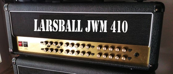 Image of Larsball JWM 410