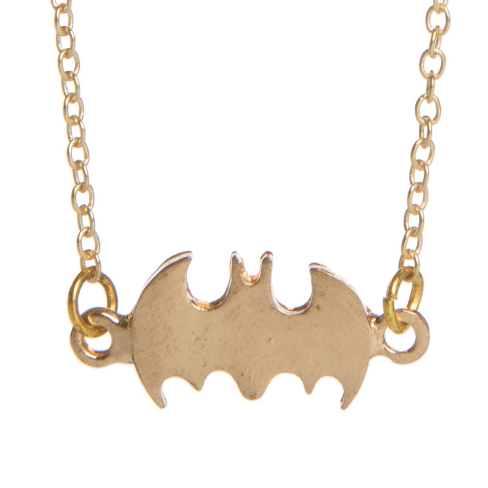 Image of Batman Charm Necklace