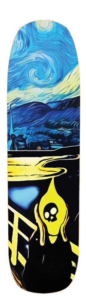 Image of ACID DROP - VAN GOGH