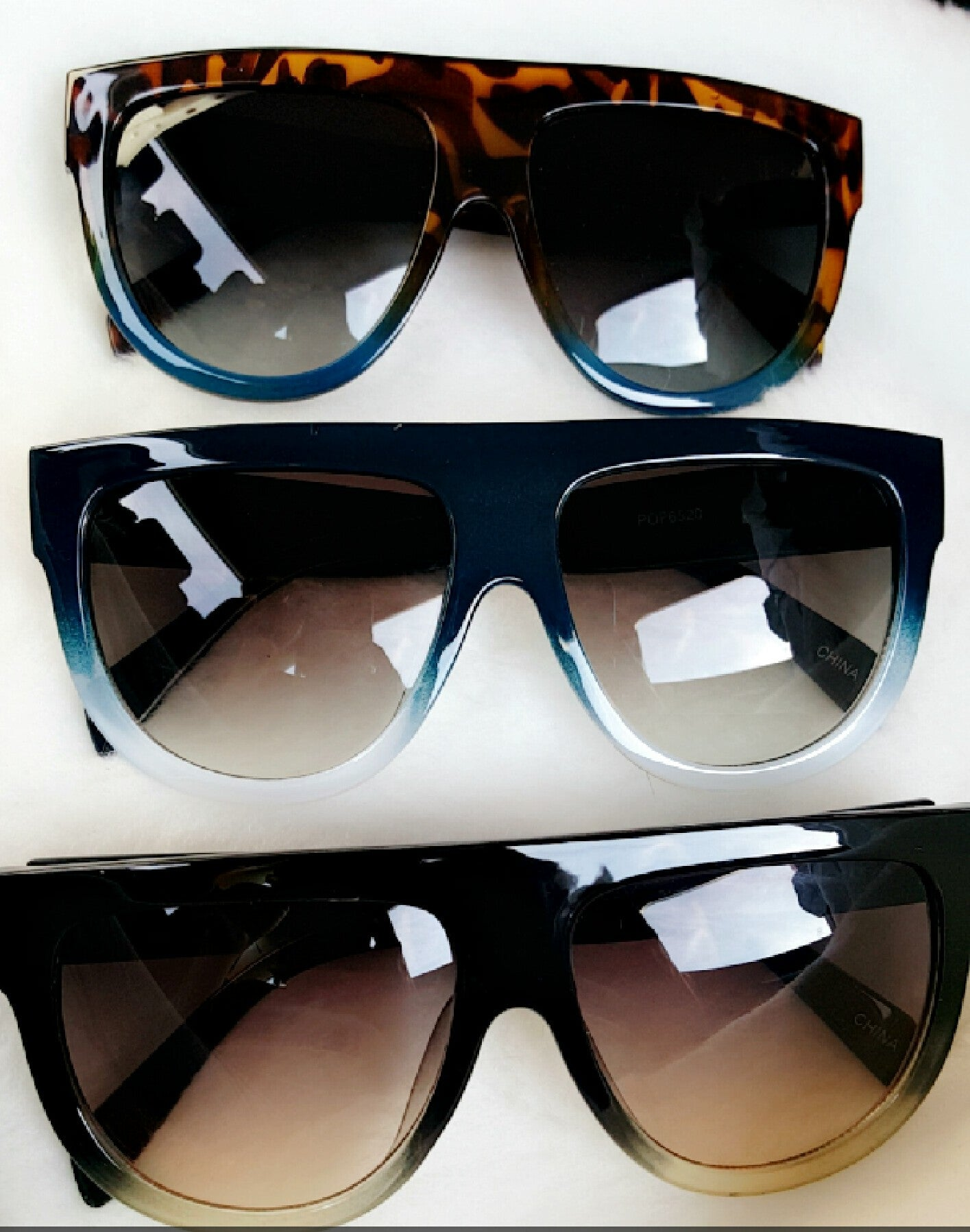 Image of CELINA TOP FRAMES (Carlito) 3Dot Collection