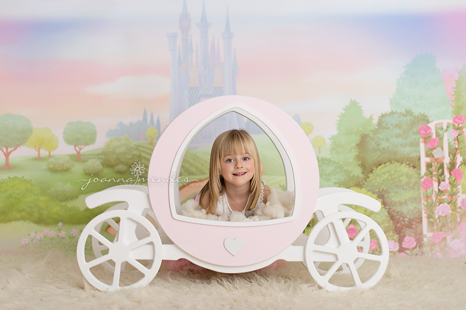 Auto Paint Shop >> Tiny Dreams — Wooden Princess Carriage Newborn Baby Toddler photography prop