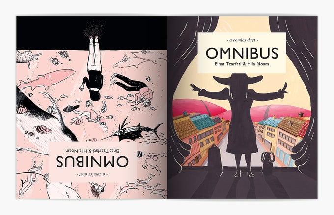Image of Omnibus - a Comics Duet