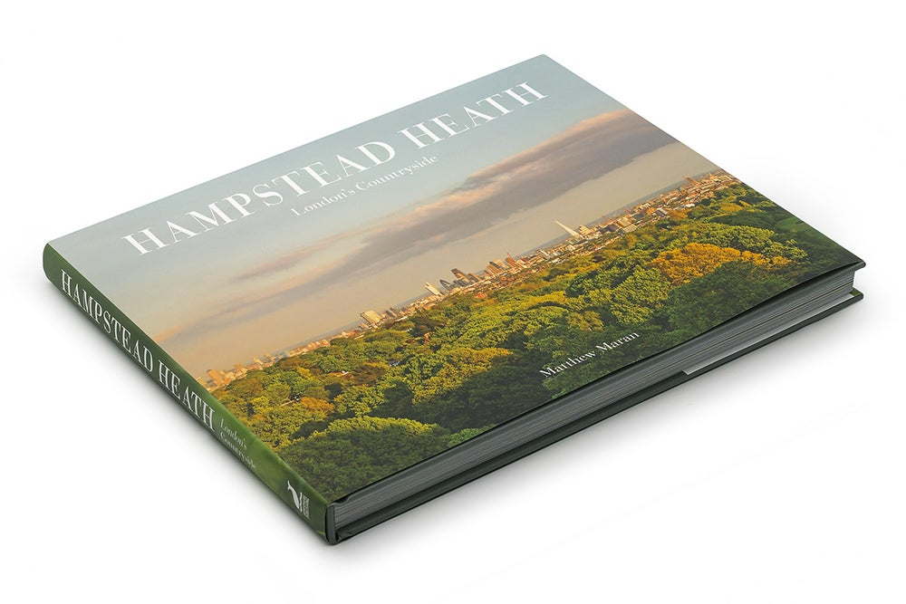 Image of Hampstead Heath, London's Countryside - signed by the author