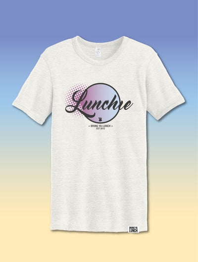 Image of The White '89 Lunchie