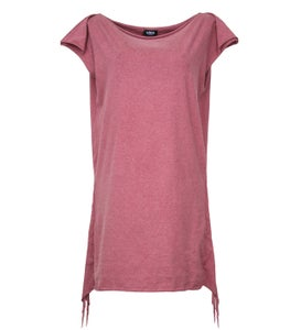 Image of Kleid rosa meliert
