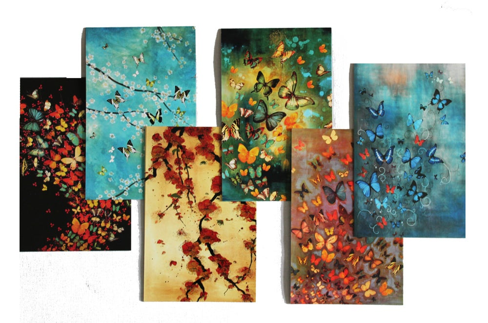 Image of END OF LINE SALE: Lily Greenwood Large Postcards Set of 12 (Combo 2)