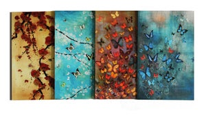 Image of END OF LINE SALE: Lily Greenwood Large Postcards Set of 8 (Combo 5)