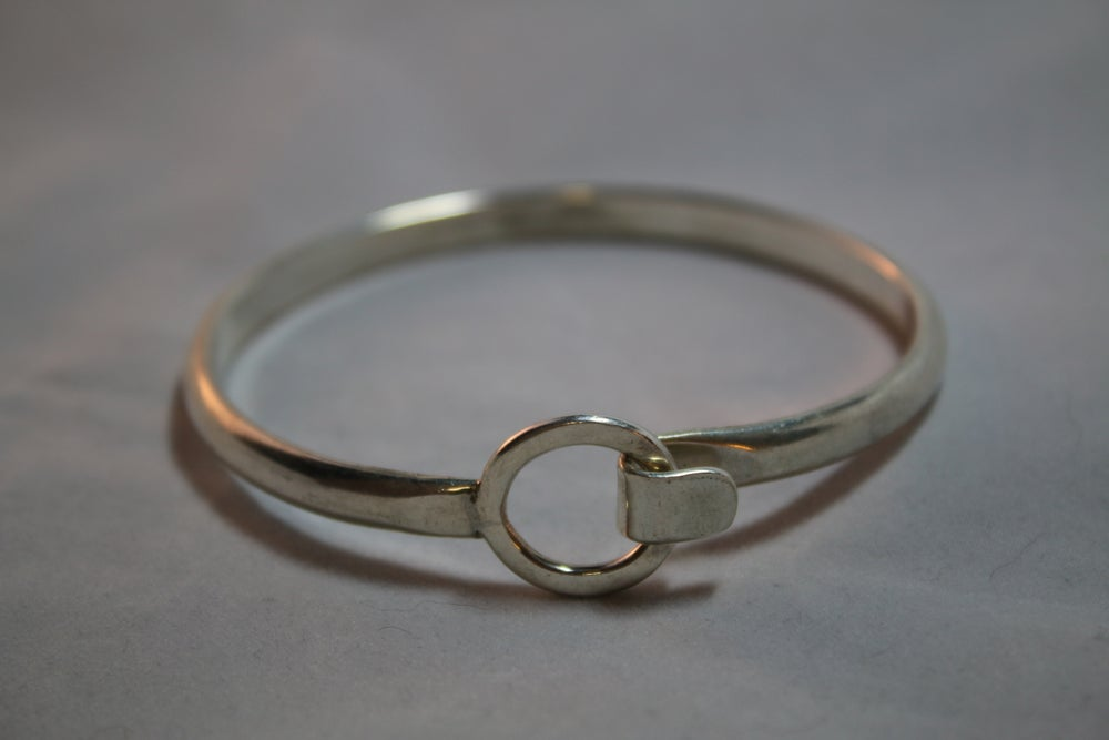 Image of Hook and Ring Bangle